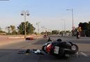 Tin trong nước - Xe máy đấu đầu,  2 thanh niên tử vong tại chỗ