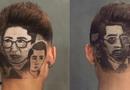 """Cộng đồng mạng - Chàng trai 9X cắt tóc hình diễn viên phim """"Người phán xử"""" và  """"Sống chung với mẹ chồng"""" trên đầu khách"""