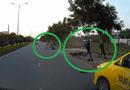 An ninh - Hình sự - Cảnh sát rượt đuổi 10km bắt kẻ cướp túi xách của người đi đường