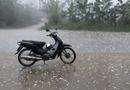 Video-Hot - Cận cảnh trận mưa đá bất ngờ trút xuống Hà Nội