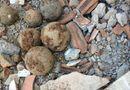 Tin trong nước - Phát hiện 50 quả bom bi dưới móng trụ sở Viện kiểm sát nhân dân