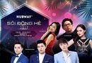 """Ăn - Chơi - Hương Giang Idol """"thả dáng"""" giữa dàn nam thần nhóm The Wings tại Hubway Sầm Sơn"""