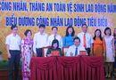 Đời sống - NutiFood bán hàng giảm giá và tặng học bổng cho công nhân Bắc Ninh
