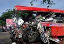 Tin trong nước - Chùm ảnh hiện trường vụ tai nạn thảm khốc ở Gia Lai khiến 12 người chết