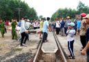 """Tin trong nước - Phó Thủ tướng yêu cầu xử lý nghiêm vụ """"tai nạn đường sắt, 4 người chết"""""""