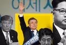 """Tin thế giới - """"Tân quan tân sách"""" ở Hàn Quốc và cuộc chơi mới ở Đông Bắc Á"""