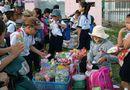 Tin trong nước - Ăn đỗ tương đóng gói, 28 học sinh tiểu học nhập viện