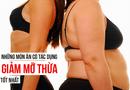 """Sức khoẻ - Làm đẹp - Những thực phẩm """"khắc tinh"""" với mỡ thừa: Nếu muốn giảm cân bạn đừng bỏ lỡ!"""