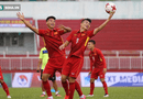 """Bóng đá - Cách """"truyền lửa"""" khác người của HLV Hoàng Anh Tuấn trên U20 Việt Nam"""