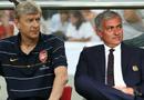 """Bóng đá - Ghét nhau cùng cực, nhưng Mourinho vừa cùng Wenger tạo nên """"kỷ lục"""" vô tiền khoáng hậu"""