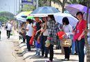 Tin trong nước - Dự báo thời tiết ngày 30/5: Miền Bắc tiếp tục nắng nóng trên 35 độ C