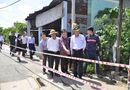 Tin trong nước - Lãnh đạo TP Hồ Chí Minh yêu cầu di dời khẩn cấp các hộ dân ra khỏi nơi sạt lở
