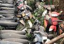 Tin trong nước - Đem xe vi phạm đi bán ve chai, trưởng công an xã bị đình chỉ công tác