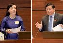 Tin trong nước - Hai Bộ trưởng Y tế và Kế hoạch - Đầu tư đăng đàn trả lời chất vấn