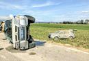 Tin trong nước - Tạm giữ Giám đốc công ty vệ sĩ lái Fortuner hất tung xe CSGT