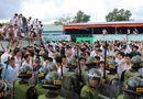 An ninh - Hình sự - Hàng chục học viên cai nghiện ở Vĩnh Long phá trại, bỏ trốn trong đêm