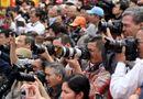 Tin trong nước - Bảo vệ nhà báo tác nghiệp trong khuôn khổ pháp luật