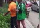 Tin trong nước - Xe ôm cầm gậy truy đuổi Grab vì dám tranh khách