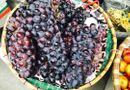 Ăn - Chơi - Truy tìm nguồn gốc nho ngọt lịm, quả to bán tràn lan ở Hà Nội: Giật mình phát hiện bị lừa