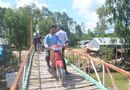 Đời sống - Tập đoàn Tân Hiệp Phát tiếp tục tài trợ kinh phí xây cầu  tại các tỉnh Đồng Bằng Sông Cửu Long
