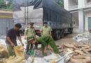 An ninh - Hình sự - Bắt xe tải vận chuyển hơn 2,7 tấn ngà voi