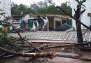 Tin trong nước - Chùm ảnh bão số 2 càn quét Nghệ An- Hà Tĩnh