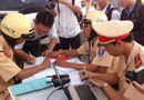 Tin trong nước - CSGT phạt lái xe không có giấy đăng ký gốc: Bộ Tư pháp đã báo cáo Thủ tướng