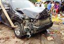 Tin trong nước - Nhân chứng vụ cán bộ huyện lái xe biển xanh gây tai nạn chết người: Nạn nhân nằm la liệt