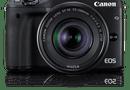 Đánh giá sản phẩm - Canon EOS M3: Nhỏ gọn, năng động