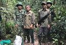 An ninh - Hình sự -  Săn bắn thú bằng súng AK, hai anh em ruột bị bắt giữ