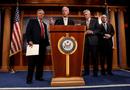 Tin thế giới - Thượng viện Mỹ thông qua lệnh trừng phạt Nga, Iran và Triều Tiên