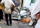 Tin trong nước - Sập mái hiên nhà, 3 người phụ nữ tử vong tại chỗ