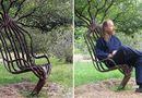 Đời sống - Kỳ lạ chàng trai khởi nghiệp bằng nghề 'trồng ghế'