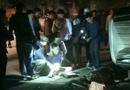 An ninh - Hình sự - Cảnh sát nổ súng bắn thủng lốp xe Fortuner chở 100 bánh heroin