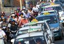 Thị trường - Hà Nội yêu cầu taxi phải sử dụng phần mềm đặt, gọi xe từ 1/7/2018