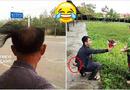 """Cộng đồng mạng - Cười """"té ghế"""" với loạt ảnh siêu hài hước minh chứngchỉ người châu Á mới vui tính đến thế"""
