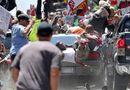 Tin thế giới - Mỹ: Nhân chứng kể lại vụ xe điên đâm đoàn biểu tình khiến 20 người thương vong