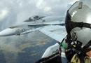 Tin thế giới - Chiến đấu cơ Mỹ đáp khẩn cấp ở Bahrain, phi công bật dù thoát nạn
