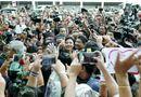 Tin thế giới - Thái Lan: 2.550 cảnh sát bảo vệ phiên tòa xử cựu Thủ tướng Yingluck