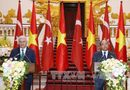 Tin trong nước - Thủ tướng Binali Yildirim: Quan hệ Việt Nam-Thổ Nhĩ Kỳ còn nhiều tiềm năng để phát triển