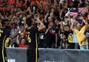 """Bóng đá - Thái Lan liên tục bị Malaysia """"chơi chiêu"""" trước chung kết SEA Games"""
