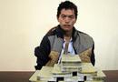 An ninh - Hình sự - Bị vây bắt, kẻ vận chuyển 10 bánh heroin điên cuồng chống trả công an