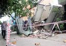Tin trong nước - Nguyên nhân khiến 2 ngôi nhà ở Sài Gòn đổ sập hoàn toàn