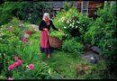 Ăn - Chơi - Cuộc sống thần tiên của nữ họa sĩ 92 tuổi