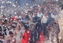 Đời sống - Ly kỳ đám cưới kéo dài 28 ngày của đại gia Hà Nội với người vợ kém… 52 tuổi