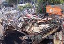 Tin tức - Hiện trường tan hoang sau vụ cháy lớn tại siêu thị Thành Đô