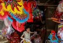 Tin tức - Nghề làm đồ chơi truyền thống kiếm bộn tiền mùa Trung thu
