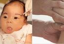 Đời sống - Bỏ túi các mẹo hay giúp mẹ làm đẹp cho bé gái sơ sinh