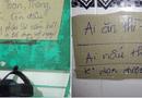 """Cộng đồng mạng - Hệ thống quy tắc sống trong """"nhà chung"""" của 3 nam sinh viên khiến dân mạng """"cười lăn"""""""