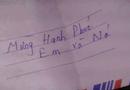 """Tin tức - Những phong bì mừng đám cưới ấn tượng """"made in Việt Nam"""" khiến bạn cười """"té ghế"""""""